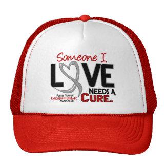 Parkinsons Disease NEEDS A CURE 2 Cap