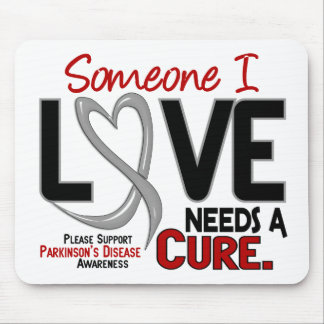 Parkinsons Disease NEEDS A CURE 2 Mouse Mats