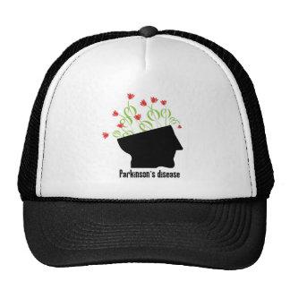 parkinson's disease, parkinsons disease, tulip trucker hats
