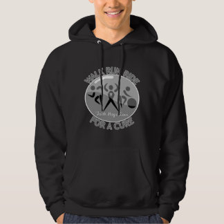 Parkinson's Disease Walk Run Ride For A Cure Hooded Pullovers