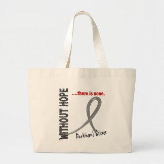 Parkinsons Disease Without Hope 1 Canvas Bag
