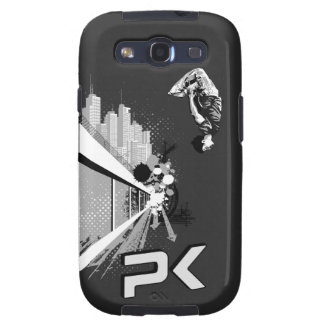 Parkour Backflip Samsung Galaxy SIII Covers