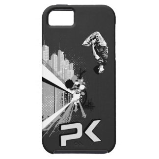 Parkour Backflip Case For The iPhone 5
