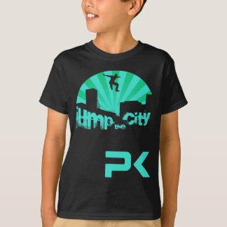 Parkour Roof Jump Shirts