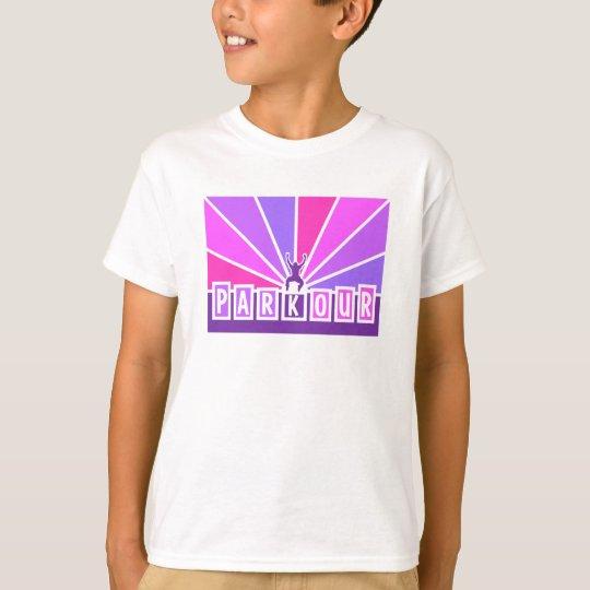 PARKOUR shirt - choose style & color