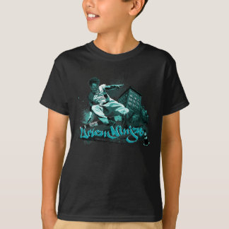 Parkour - Urban Ninjas Shirt Teal