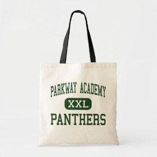 Parkway Academy - Panthers - Charter - Miramar Budget Tote Bag
