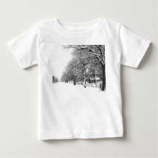 Parley Street In The Bleak Midwinter Baby T-Shirt