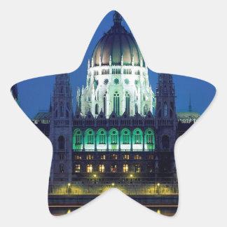 parliament-7533 star sticker
