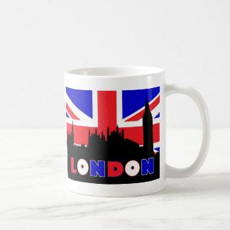 Parliament Big Ben London Silhouette Coffee Mug