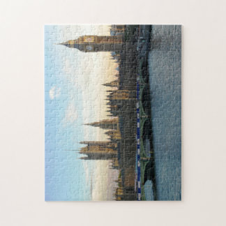 Parliament Buildings London. Jigsaw Puzzle
