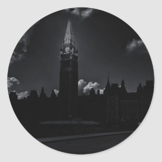 Parliament Hill Stickers