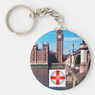 Parliament , London , England Key Chain