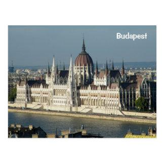Parliament of Hungary Postcard