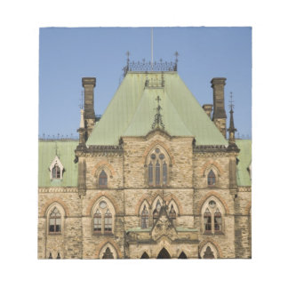 Parliment Building in Ottawa, Ontario, Canada 2 Notepad