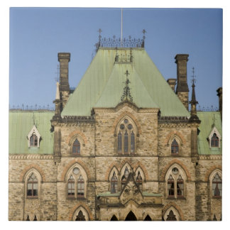 Parliment Building in Ottawa, Ontario, Canada 2 Tile