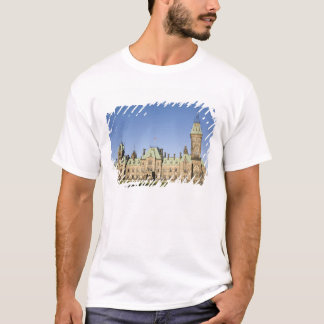 Parliment Building in Ottawa, Ontario, Canada T-Shirt