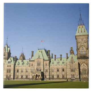 Parliment Building in Ottawa, Ontario, Canada Tile