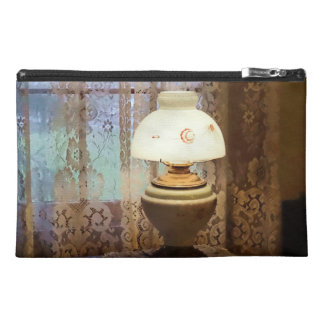 Parlor With Hurricane Lamp Travel Accessories Bags
