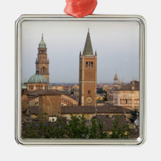 Parma city center; Battistero church on the Christmas Ornament