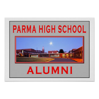 PARMA HIGH SCHOOL POSTER