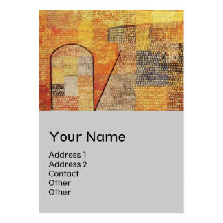 PARNASSUS / ABSTRACT,grey Pack Of Chubby Business Cards