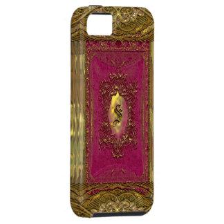 Parocollet Raspberry Victorian Tough iPhone 5 Cases