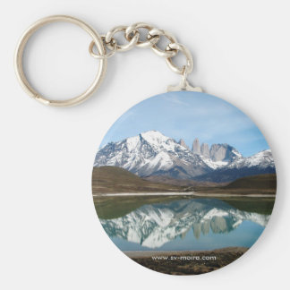Parque Torres del Paine, Chile Key Ring