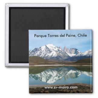 Parque Torres del Paine, Chile Magnet