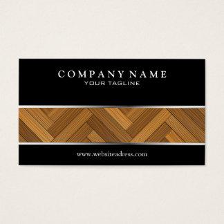 Parquet Floor Business Card