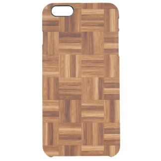 Parquet iPhone 6/6S Plus Clear Case