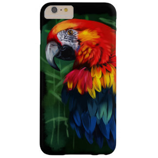Parrot Barely There iPhone 6 Plus Case