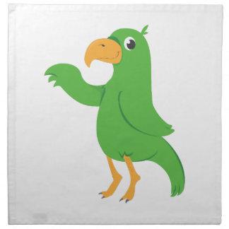 Parrot Bird Napkin
