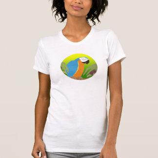 """""""Parrot circle"""" T-shirt"""