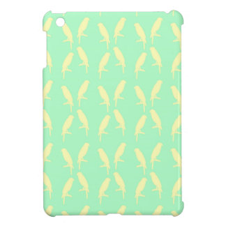 parrot cover for the iPad mini
