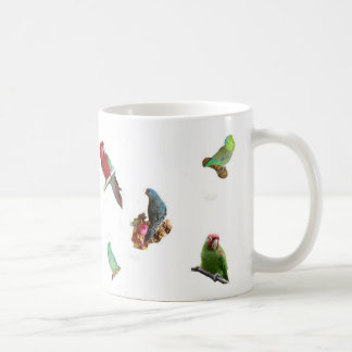 Parrot Flock Mug