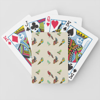 Parrot Flock Playing Cards