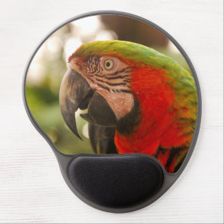 Parrot Gel Mouse Mat