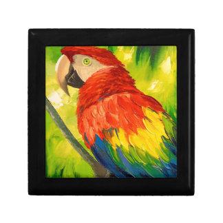 Parrot Gift Box
