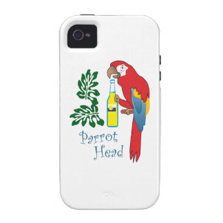 PARROT HEAD iPhone 4/4S COVER