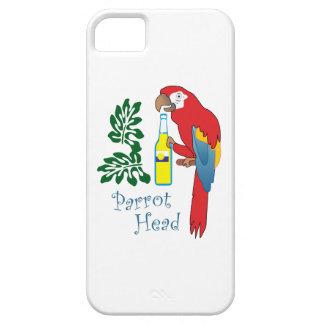 PARROT HEAD iPhone 5 CASE