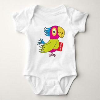 Parrot - Hug Me Baby Bodysuit