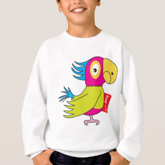 Parrot - Hug Me Sweatshirt