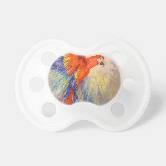 Parrot in flight dummy