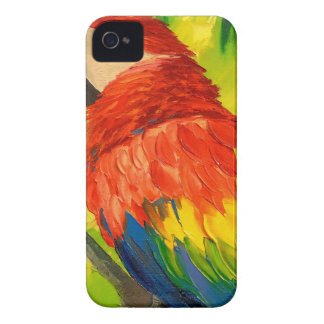 Parrot iPhone 4 Cover