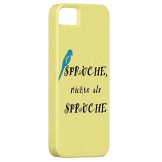 parrot iPhone 5 cover