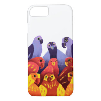 parrot iPhone 8/7 case
