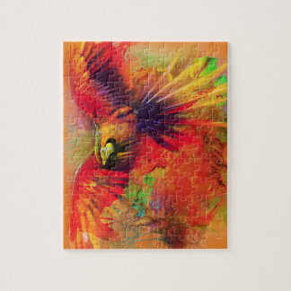 Parrot Jigsaw Puzzle