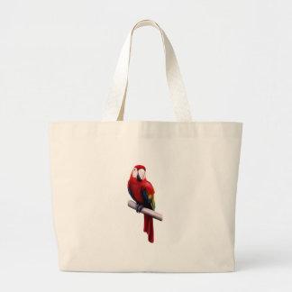 Parrot Jumbo Tote Bag