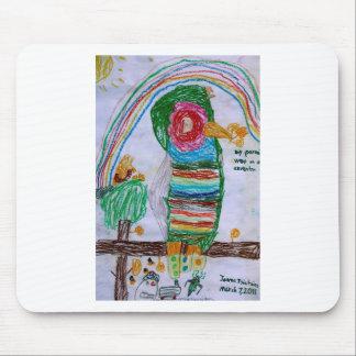 Parrot Mousepads